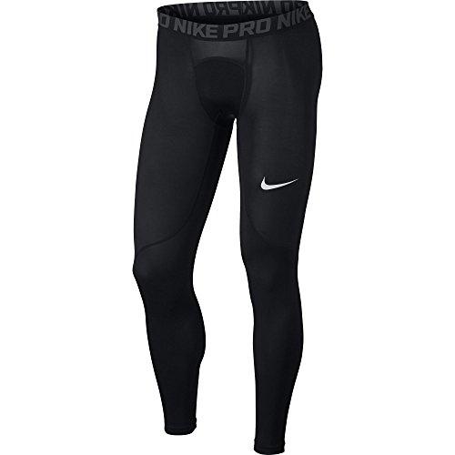 Nike Men's Pro Tights Black/Anthracite/White Size
