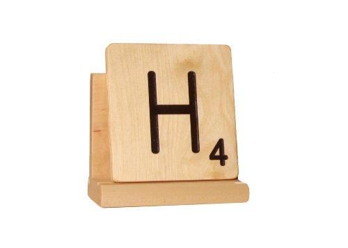 Scrabble Rack - 1 Tile Rack (For Large Scrabble Tiles)
