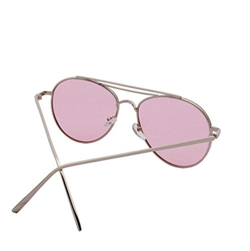 las la de Pink la gafas pink de las hombres de de cara de los moda gafas de de las gafas y Alger de de la sol de sol gafas cara sol 5Aw18xq