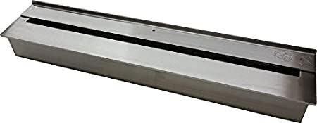 TÜV en acier inoxydable chambre de combustion réservoirs de Bioéthanol 3 Différentes Tailles