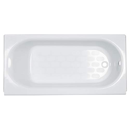 2391202ICH.020 Princeton 5 ft. x 30 in. Americast Apron-Front Bathtub - Right Hand Drain, White