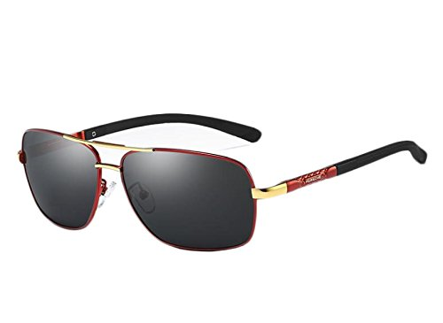 Haute Vintage De Mirror Sunglasses Soleil De Driving Soleil Lunettes Men Polarisées Lunettes Définition Soleil Lunettes De C Trendy pOqxfpEw
