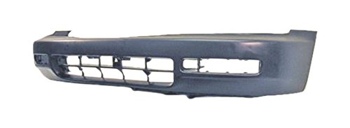 OE Replacement Honda Accord Front Bumper Cover (Partslink Number HO1000174) (1997 Honda Accord Bumper Cover)