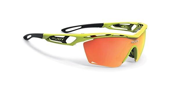 Rudy Project Gafas de Sol TRALYX SLIM SP 46 YELLOW FLUO ...