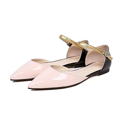Sandales Abricot Femme Balamasa Apl10921 Compensées FPwp1