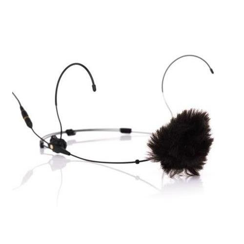 (Rode Microphones Minifur-HS1 Artificial Fur Wind Shield for HS1 Headset Microphone - Pack of 3)
