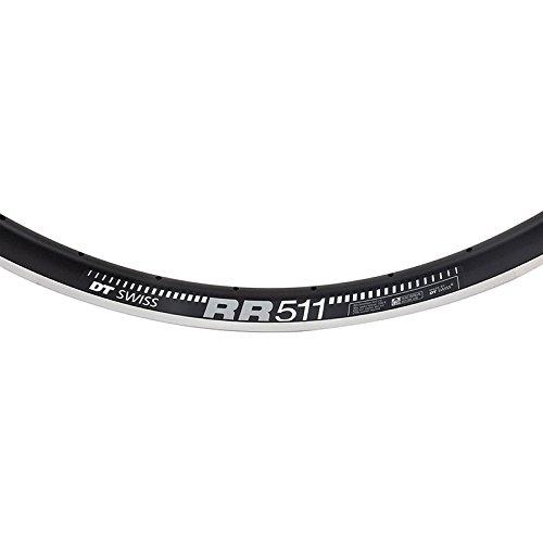 (DT Swiss RR 511 700c Black 32-H 622x18mm 581 ERD Tubeless compatible)