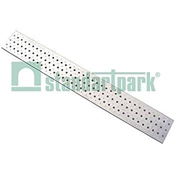 Standartpark Stainless Steel Grate for 4