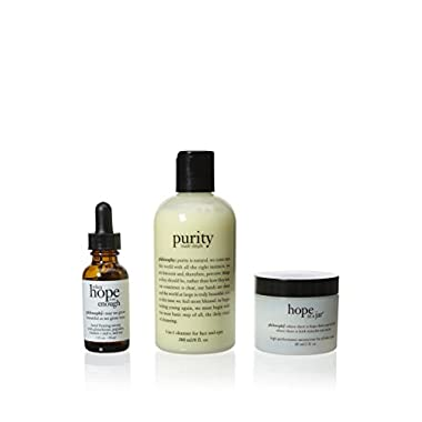 Philosophy Radiant and Refined Kit