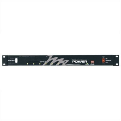 Middle Atlantic PDS-615R 115 Volt Sequencing Rackmount Power Strip by Middle Atlantic (Image #1)
