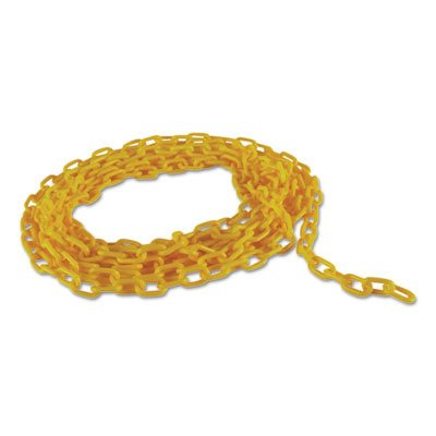 RCP6184YEL - Barrier Chain, Yellow, 20quot; ()