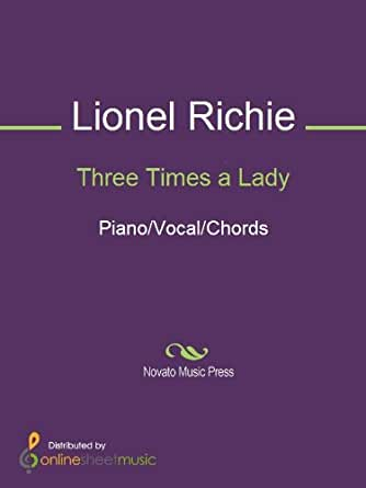 Three Times A Lady Kindle Edition By Lionel Richie Arts
