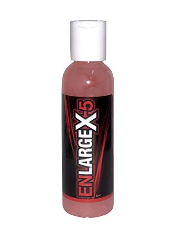 Enlargel - Male Enhancement Gel for Growth Massage Pink - Maximize Growth, Girth, Length, and Power - Completely Natural 1 Month Supply No Side Effects Erotic Massage Gel
