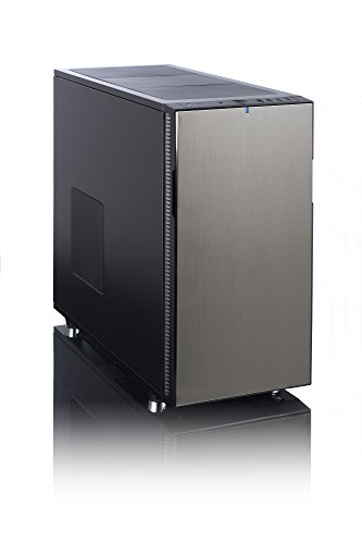 Fractal Design Define R5 Titanium Gaming Case Cases FDCADEFR5TI by Fractal Design