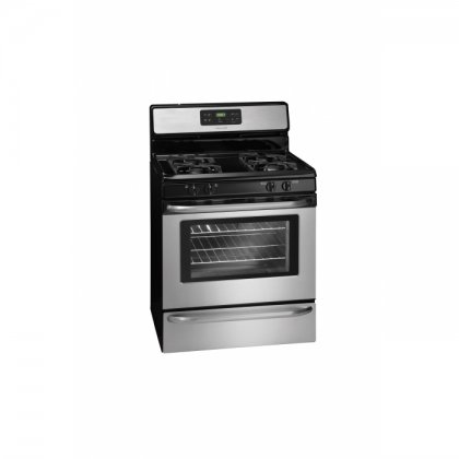 "Frigidaire FFGF3053LS 30"" Freestanding Gas Range with 4 S..."