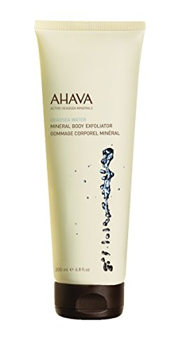 AHAVA Dead Sea Water Mineral Body Exfoliator, 6.8 fl. oz.