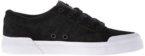 DC Frauen Danni XE Skate Schuhe, EUR: 40, Black Smooth