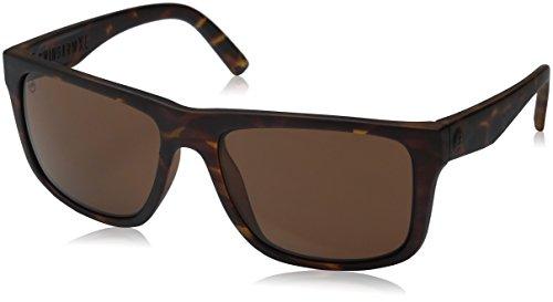 Electric Shades Sunglasses - Electric Visual Swingarm XL Matte Tortoise/OHM