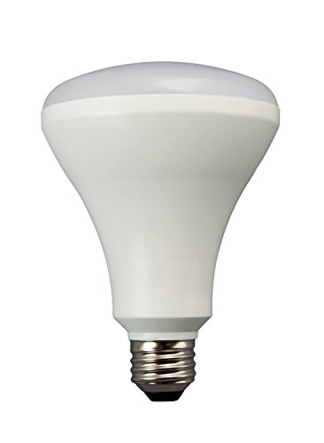 (TCP 65 Watt Equivalent (10W) LED BR30 Soft White (2700K) Dimmable Flood Light Bulb)