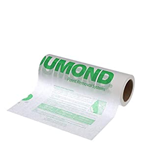 Dumond Paint Removal Laminated Paper- Speeds up the Paint