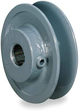 2.8 X 1 Single Groove BK Pulley//Sheave BK28X1 Pulley