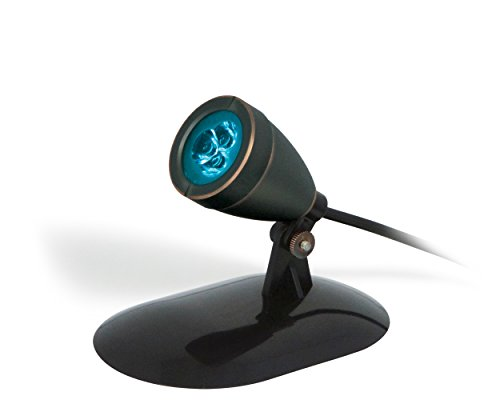 Atlantic Water Gardens Submersible Color Changing LED Spotlight, Large by Atlantic Water Gardens