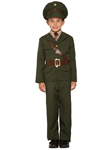 Forum Novelties Army Officer Costume, -