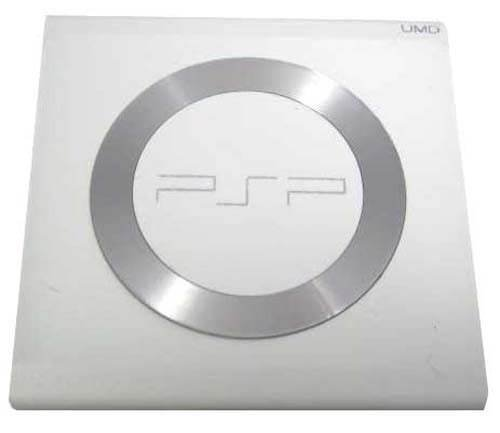 (UMD Disc Back Door Cover for Sony PSP 1000)