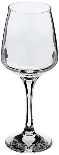 Style Setter Firenze Wine Glasses (Set of 4), Clear
