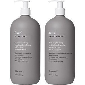 Living Proof Frizz Shampoo Conditioner duo 24 oz