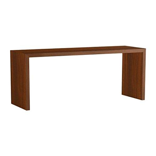 arne テーブル ソファテーブル デスク 机 おしゃれ 会議テーブル 幅110cm 奥行55cm 高さ60cm 日本製 セミオーダー Zero-X 11055H ナチュラル B078GJG68D 幅110cm×奥行55cm,ナチュラル