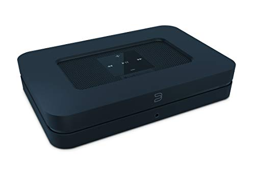 Bluesound Node 2i Wireless Multi-Room Hi-Res Music Streaming Player - Black -...