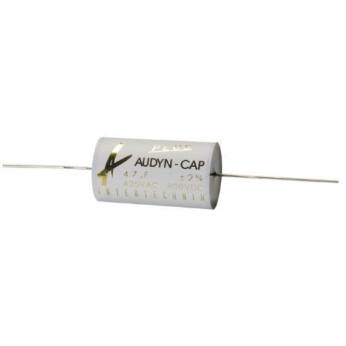 Audyn Cap - Audyn Cap Plus 4.7uF 800V Double Layer MKP Metalized Polypropylene Foil Crossover Capacitor