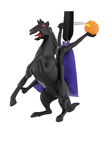 Disney Parks Headless Horseman Figurine Ornament Halloween