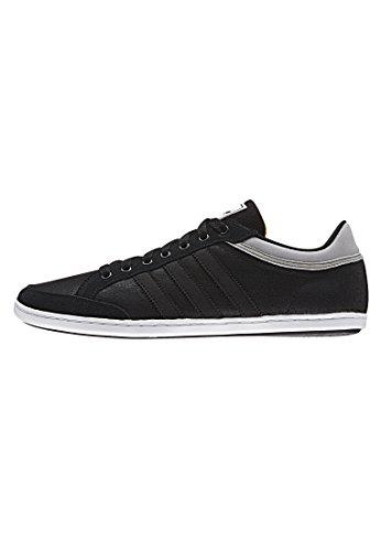 Adidas Sneakers Plimcana Low, Herren, Schwarz - Nero (schwarz) Gr??e: Uk 6,5 | Baskets Bas, Hommes, Noir Taille (noir): Royaume-uni 6.5 Eur 40 Us 7 Cm 25 Nous