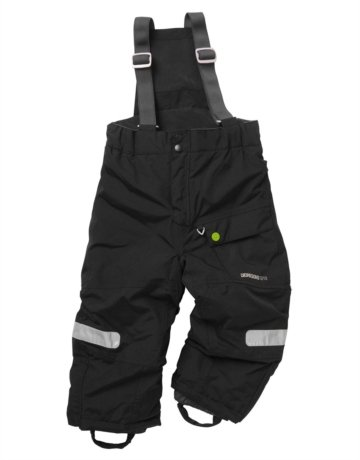Children's Didriksons Melvin Kids Waterproof Dungarees - Boys Girls Colours (2-9 Years)
