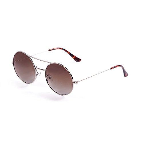 Paloalto Sunglasses P10.1 Lunette de Soleil Mixte Adulte, Marron