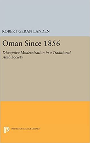Oman Since 1856 (Princeton Legacy Library)