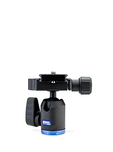 Benro Single Action Ball Head w/ PU50 Quick Release Plate
