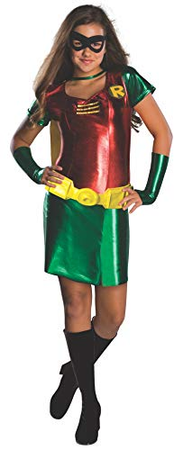 Rubie's Costume Teen Titans Robin Tween Costume, Medium -