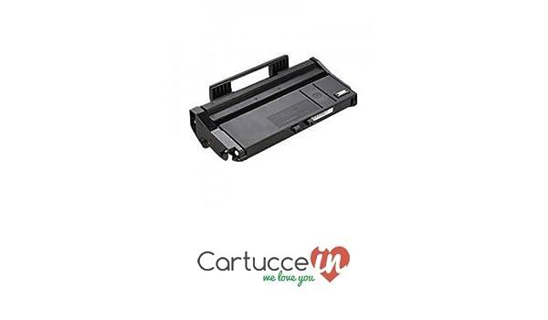 Cartucho de tóner compatible Ricoh 4071662 negro Modelo ...