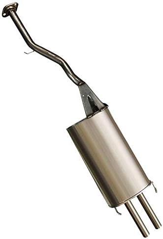 Exhaust Muffler-SoundFX Direct Fit Muffler Walker 18879 fits 94-97 Honda Accord