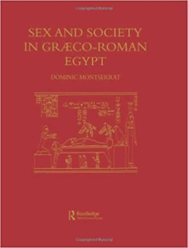 Sex and society in graeco roman egypt