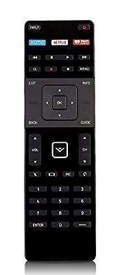 New XRT122 XUMO Remote Control fit for Vizio LED LCD Smart internet TV D24D1 D24-D1 D24HE1 D24H-E1 D28HD1 D28H-D1 D32D1 D32-D1 D32FE1 D32F-E1 D32HD1 D32H-D1 D32XD1 D32X-D1 D39FE1 D39F-E1 D39HD0