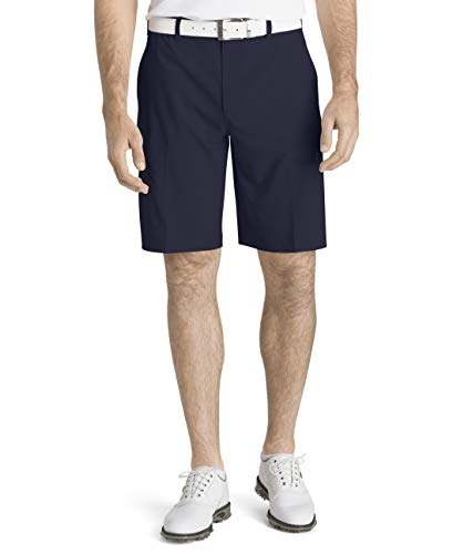 (IZOD Men's Golf Swingflex Cargo Short, Peacoat, 42)