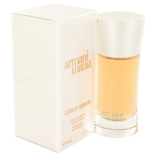 - Giorgïo Armäni Manía Perfumë For Women 1.7 oz Eau De Parfum Spray (new version white box) + FREE Shower Gel