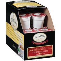 ENGLISH BREAKFAST DECAF TEA 96 COUNT by Twinings