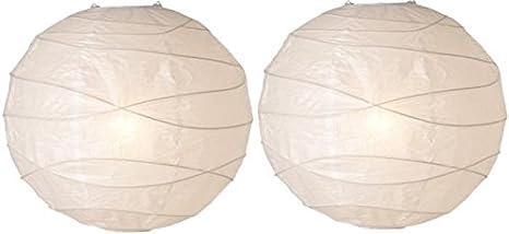 IKEA REGOLIT -Pendelleuchte paraguas blanco - 45 cm: Amazon.es: Iluminación