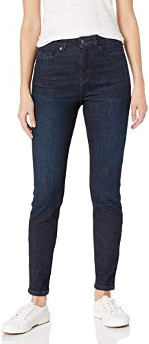 Amazon Essentials Women's High-Rise Skinny Jean