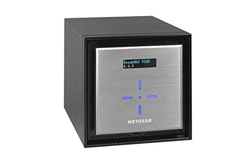 NETGEAR ReadyNAS RN524XE4 4 Bay 16TB Enterprise Premium Perf